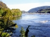 Confluence - the Potomac and Shenandoah Rivers, Harpers Ferry, W.