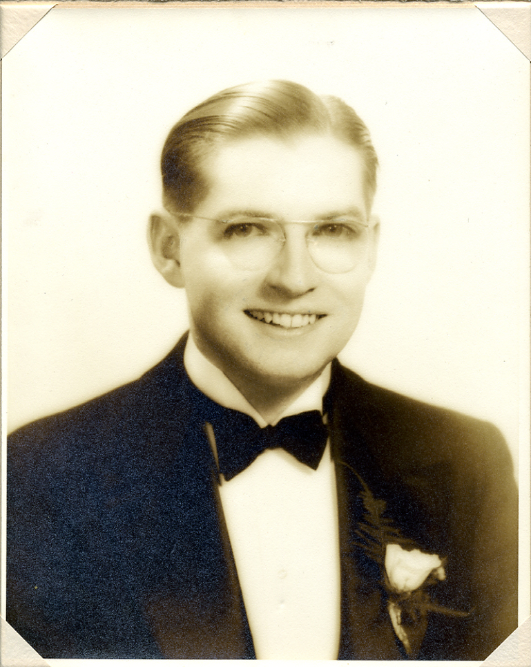 Daddy Portrait - 1930s