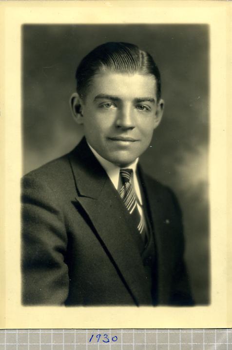 Uncle Bob 1930, age 18