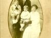 Granddaddy, Grandmother & Boys Oval