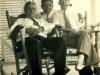 Granddaddy, Uncle Bob, Daddy & Tippy