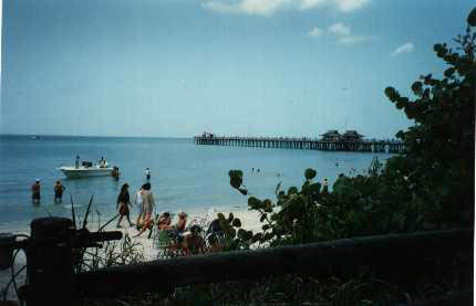 Gulf of Mexico View, Naples, Fla.