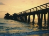 Naples Pier at Sunset, Naples, Fla.