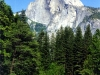 Half Dome - Yosemite Valley, Yosemite National Park, Calif.