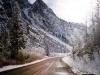 Carson Peak - June Mountain Scenic Loop, Calif.