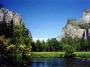 Yosemite Valley-Merced River - Yosemite Valley, Yosemite National Park, Calif.