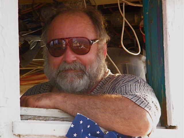 """Sing for Me"" Lonnie Fields, Delmarva Friends of Folk Member Host of the Annual October Delmarva Folk Festival on His Farm"