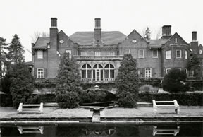 Robinson Hall, designed by architect George Bishop Page, built 1907.