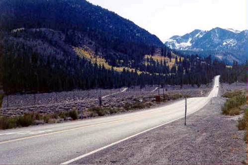 SN014W Road to Lundy Lake
