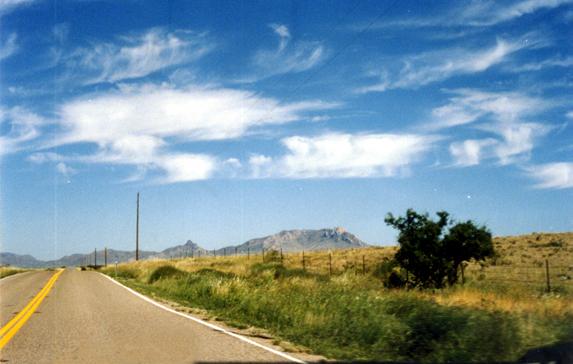 AZ011W Arizona Sky