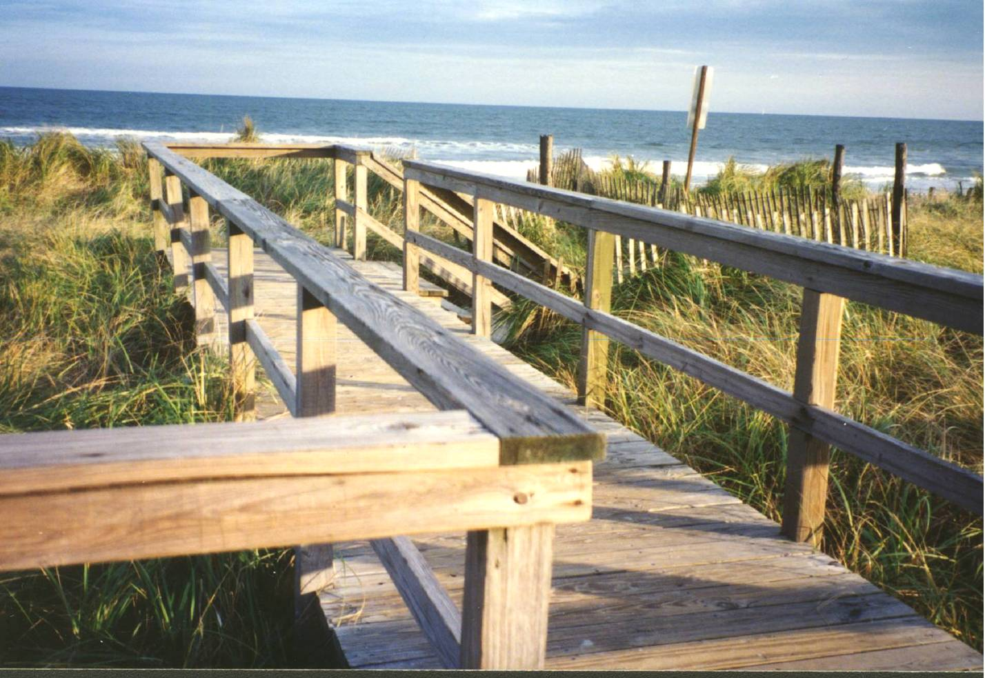 Avalon Boardwalk & Steps