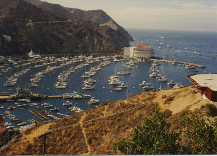Avalon Harbor & Catalina Casino