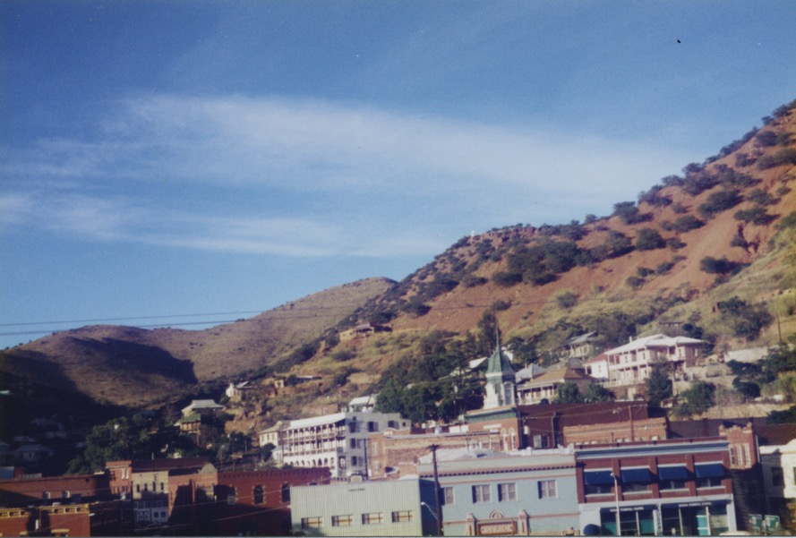 Bisbee Copper Hills