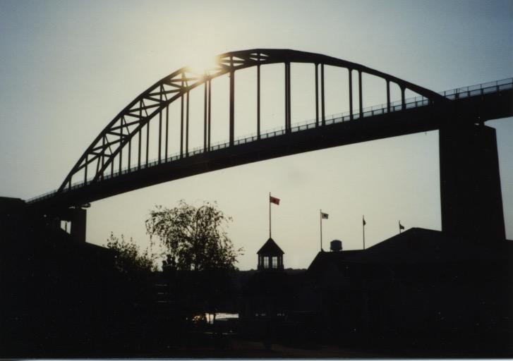 C&D Canal Bridge 1