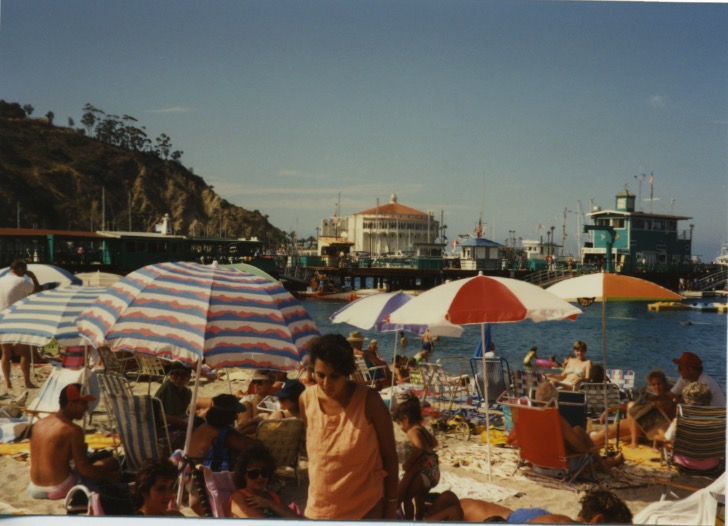 Catalina Beach & Boat 1