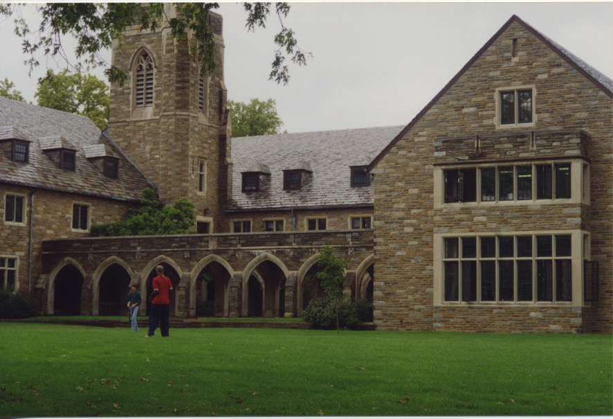 Founders Hall & Cloister
