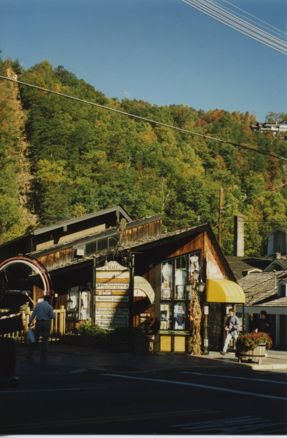 Gatlinburg & Cove Field Ridge BR Pkw 1
