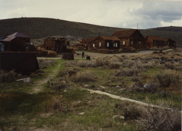 Ghost Town Scenes 2