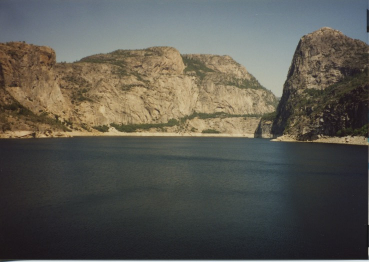 Hetch Hetchy Reservoir & Dam 1
