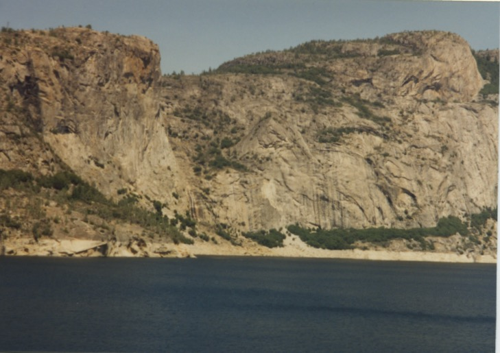 Hetch Hetchy Reservoir & Dam 2