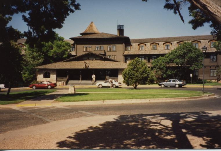 Hopi House & El Tovar