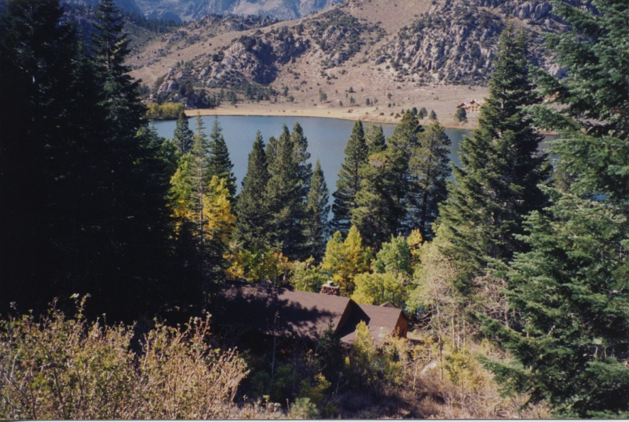 June Lake from Hill 1