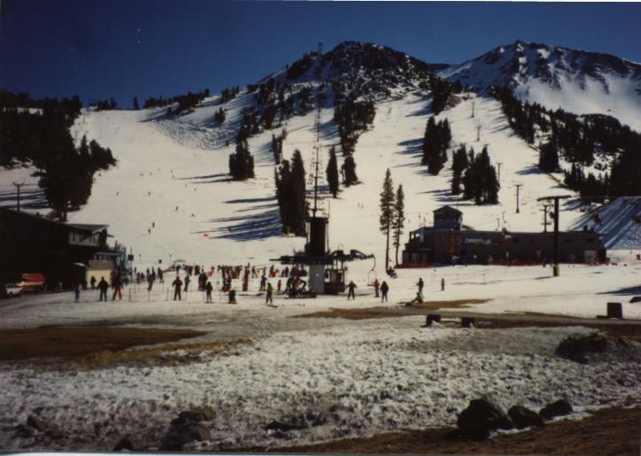 MMH Mtn Ski Area