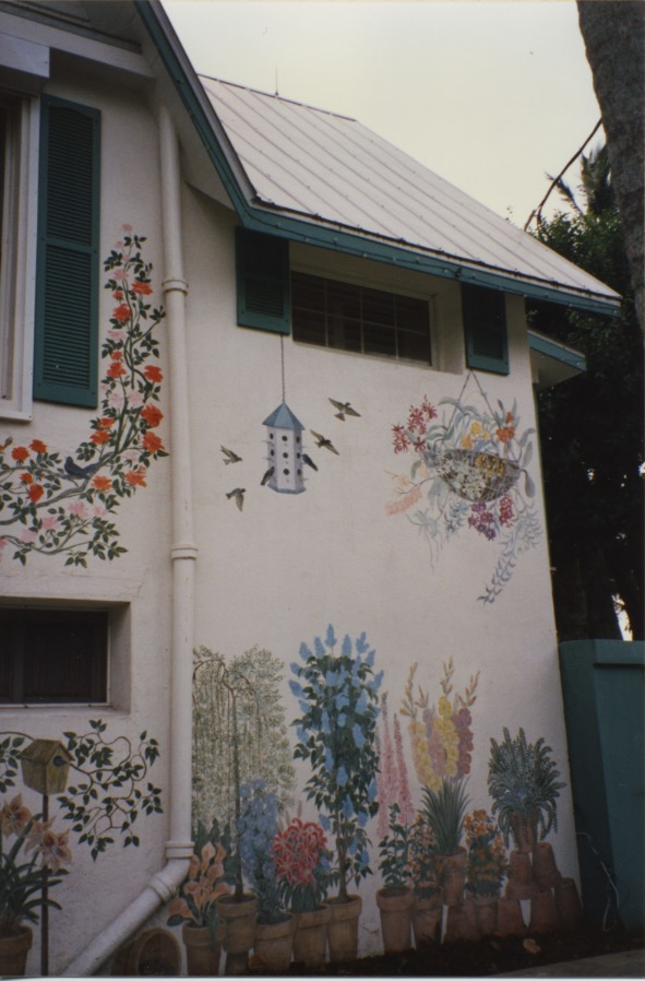 Painted House 1
