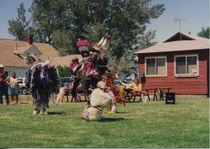 Stamp Mill & Indian Dances 1