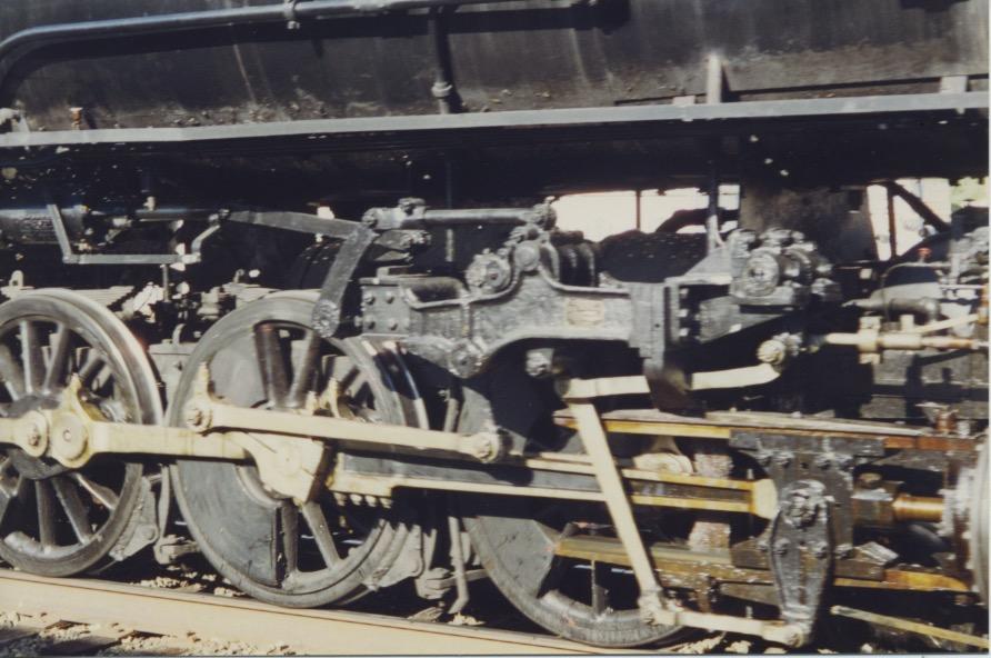 Strasburg RR 1