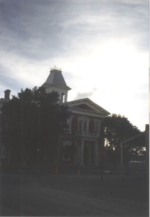 Tombstone Courthouse 2