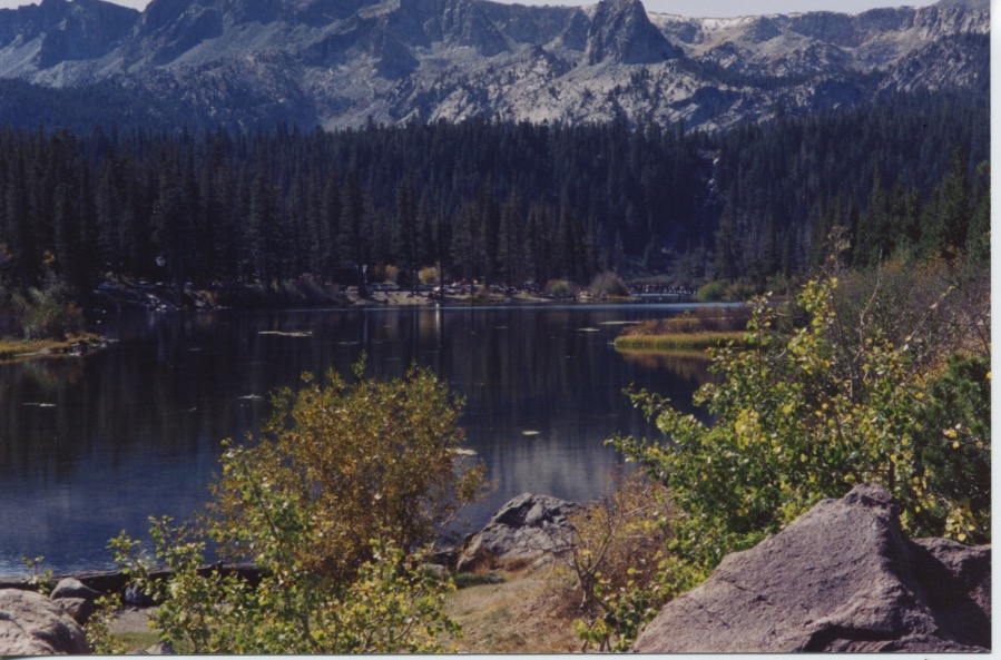 Twin Lakes & Crystal Crag
