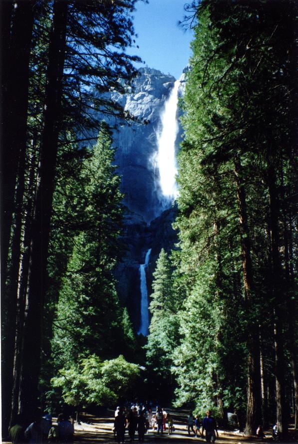 Yosemite Falls YS004