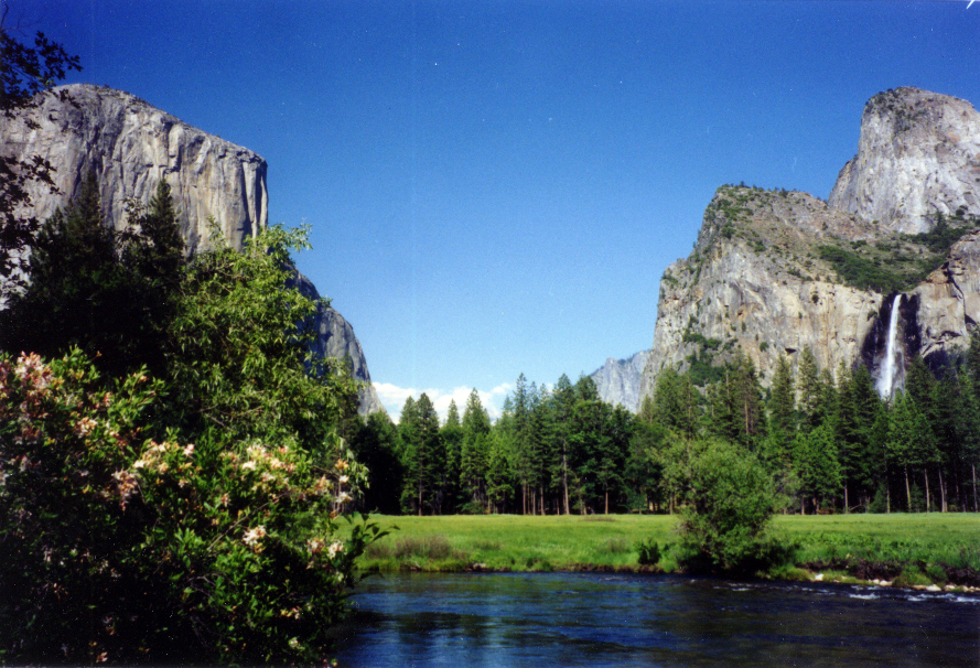 Yosemite Vly-Merced River YS003