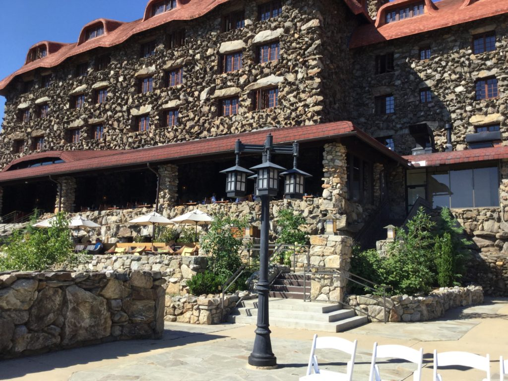 The Grove Park Inn, Asheville, N. C.